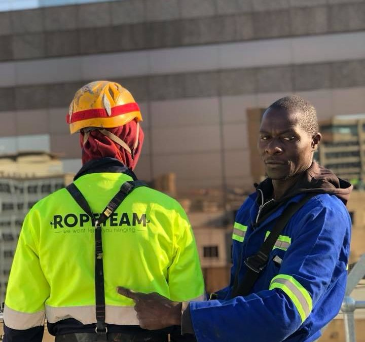Some of our work – Rope Team