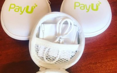 Some of our work  – PayU Bluetooth headphones